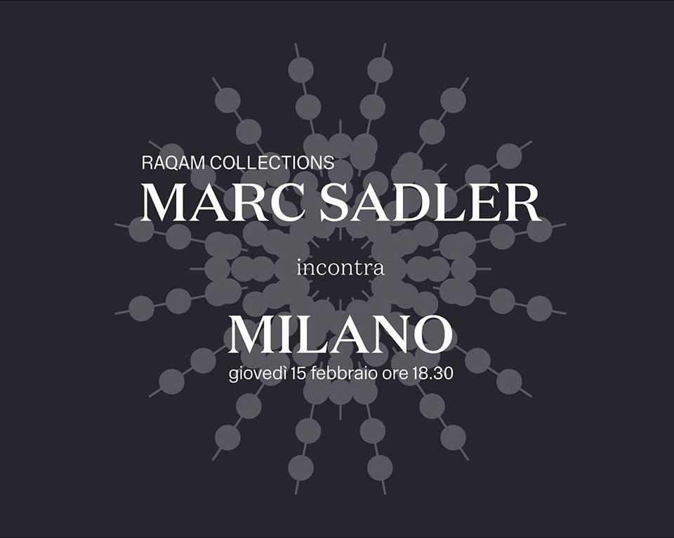 Rossini serata Marc Sadler invito