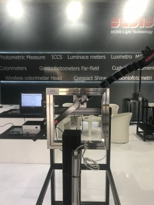 A Light+Building SEDIS ha utilizzato Dinamica Q di Plexiform per presentare il nuovo fotogoniometro