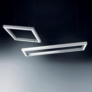 IKU - Apparecchio LED per interno a sospensione a luce diretta diffusa